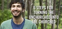 """As kidmin leaders, we spend a lot of time and resources trying to find and attract unchurched families through VBS, carnivals, egg hunts, and countless other """"y'all come"""" events. We often rush to t..."""