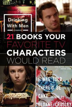 21 Books Your Favorite TV Characters Would Read