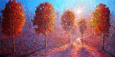 Twilight's Edge Impressionist Paintings, Your Paintings, Twilight, Art Gallery, Sunset, Abstract, Artist, Artwork, Summary