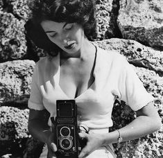 camera young bunny yeager