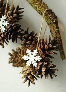 Set of 3 natural christmas tree decoration. Created by pine cones and ju – HomeDecoration Set of 3 natural christmas tree decoration. Created by pine cones and ju Set of 3 natural christmas tree decoration. Created by pine cones and ju … Natural Christmas Tree, Christmas Pine Cones, Noel Christmas, Simple Christmas, Christmas Wreaths, Pinecone Christmas Crafts, Pinecone Ornaments, Christmas Yard, Christmas Parties