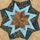 So many fun quilt block patterns on this site
