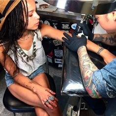18 Awesome Sources for Your First (or Next!) Tattoo Inspo via Brit + Co.