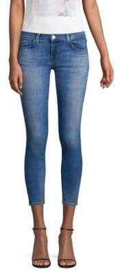 J Brand Low-Rise Crop Skinny Jeans Cropped Skinny Jeans, J Brand, Pants, Women, Fashion, Trouser Pants, Moda, Trousers, Fashion Styles
