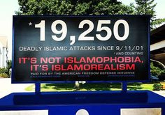 Islamist Vandals Wage War on Free Speech