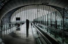 Airport by Elmar Bayer