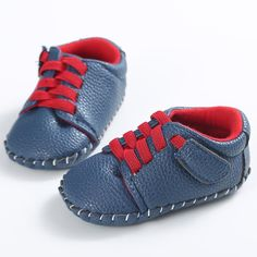 First Walkers Collection Here Baby Shoes Handsome Cool Fashion First Walker Baby Sneakers Kids Sports Shoes Toddler Newborn Soft Sole Anti-slip Babe Footwear Orders Are Welcome.