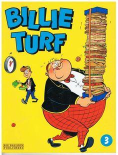 Billie turf ,Veel gelezen,waar is de tijd......