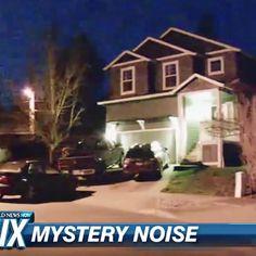 Mysterious Shrieking Noise in Oregon, Feb 2016, TV News Videos, UFO Sighting News. #classic #ufo