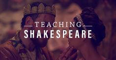 Teaching Shakespeare contains classroom resources and lessons including schemes of work, images and videos for Shakespeare planning, language, plays and performance.