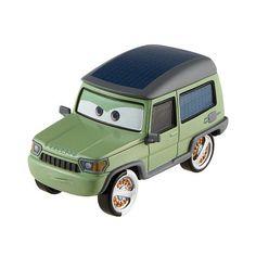 "Disney Pixar Cars 2 Die-Cast Vehicle - Miles Axelrod -  Mattel - Toys""R""Us"