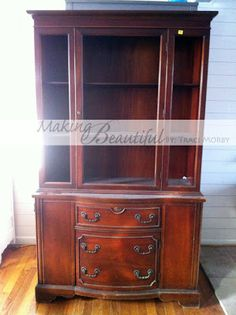 Use base as vanity West Furniture Revival: REVIVAL MONDAY #103