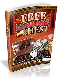 Free Resource Chest -   180++ FREE Resources EVERY Online Marketer Should Know!