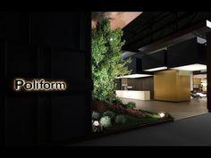 Poliform. Итальянская мебель, гардеробные, аксессуары. iSaloni 2017