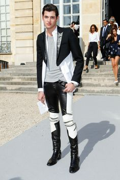 Christian Dior Spring 2014 Ready-to-Wear Collection Slideshow - Peter Brant II
