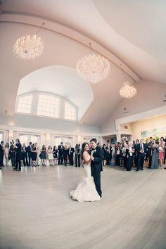 First Dance Sparkling Pointe Wedding