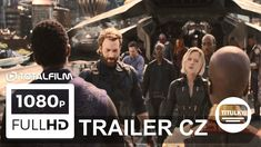Avengers: Infinity War (2018) CZ titulky HD trailer