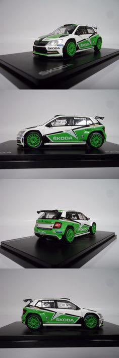 Rally Cars 180271: Abrex Skoda Fabia Iii R5 Show Car 2016 1:43 143Xab605t2 -> BUY IT NOW ONLY: $32.86 on eBay!