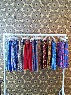 Okun, African inspired beachwear pop-up shop in Covent Garden