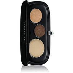 Marc Jacobs Style Eye-Con No. 3 Plush Eyeshadow (135 RON) ❤ liked on Polyvore featuring beauty products, makeup, eye makeup, eyeshadow, marc jacobs and marc jacobs eyeshadow