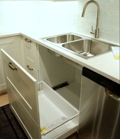Ikea Kitchen Sink Cabinet Drawers