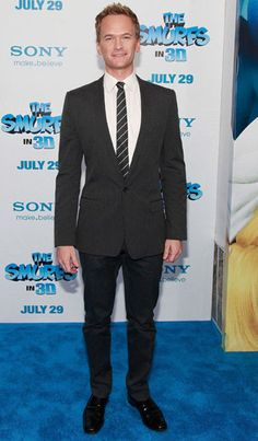Neil Patrick Harris: Suit Up!!