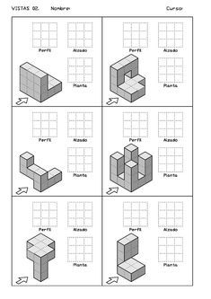 Brilliant Draw A Glass Ideas. Exquisite Draw A Glass Ideas. Orthographic Projection, Orthographic Drawing, Drawing Practice, Drawing Skills, Isometric Sketch, Isometric Drawing Exercises, Perspective Drawing Lessons, Interesting Drawings, 3d Drawings
