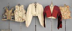 Five Women's Regional Garments, Eastern Europe, 1850-1899, Augusta Auctions, April 9, 2014 - NYC