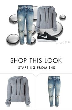 """""""Rainy Monday"""" by jchrisbreezy ❤ liked on Polyvore featuring Unravel and NIKE"""