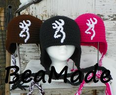 crochet browning symbol pattern - Google Search