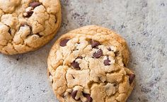 How to bake Thick & Chewy Chocolate Chip Cookie | America's Test Kitchen