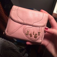 Juicy couture wallet got a new one so I don't use this anymore! - price is final Juicy Couture Bags Wallets