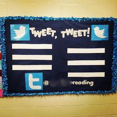 social media bulletin board ideas