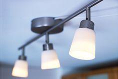Ceiling spotlights £20