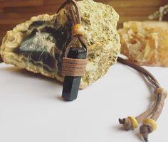 READY!!!  Natural Black Onyx necklace  Price: 130k... • Di Khianati Pagi Dan Di Selamatkan Senja