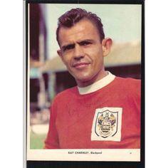 Ray Charnley (Blackpool & England)