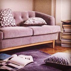 Our Graham sofa looking so handsome. @houseoffraser #livingdwellstudio