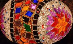 Mosaic, Tile, Art, Ceramic, Colorful, Decorative  http://pixabay.com/en/mosaic-tile-art-ceramic-colorful-200866/
