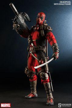 Marvel Comics figurine 1/6 Deadpool Sideshow Collectibles