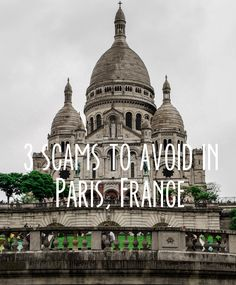 I loved Paris. It is gorgeous and romantic. My husband and I are going this summer! Iwent with two of my best friends and it was wonderful.However, I was not aware of howfrequentthe scams are here. I consider myself to be pretty well traveled. I …