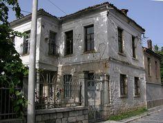 Old Building, Korca, Albania