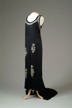 Dress  1935  The Meadow Brook Hall Historic Costume Collection