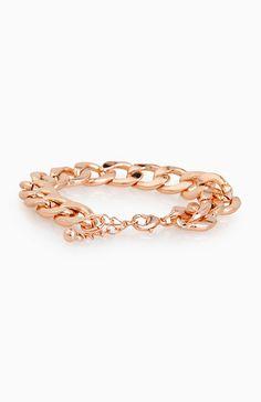 Chic Chain Bracelet | DAILYLOOK