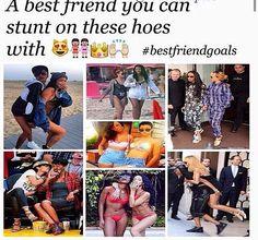 Bestfriend goals. @Daijaaa15 @Almightyjohnson