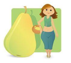 Dieta per la donna pera: menu