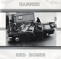 45cat - Hammer - Red Roses / Can't Stand The Heat - [none] - UK - FAT 1 Red Roses, Fat, Sleeves, Cap Sleeves