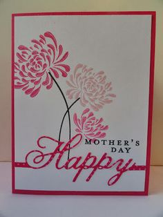Magnificent Mums for Mummy, or any other occasion!  By A Little Bit of Everything Me