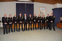 Tijdens de jaarvergadering van Brandweer Langedijk op zaterdag 21 maart 2015 ontvingen twee Langedijker brandweermannen een Koninklijke Onderscheiding uit handen van burgemeester Cornelisse. Ook werden er zes jubilarissen gehuldigd.