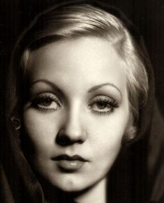 1930s Fashion and Beauty – #Makeup Tips for Eyes and Lips Actress Ann Sothern with some 1930s beauty tricks for your eyes and lips - Try these tricks, then decide how you want to wear your eyebrows and lip rouge this season. Experiment before plucking your brows; pencil on different shapes as the lovely Ann Sothern has. When you decide which fits your face best, pluck your brows. Experiment with your lips by applying lip rouge to discover the best shape.