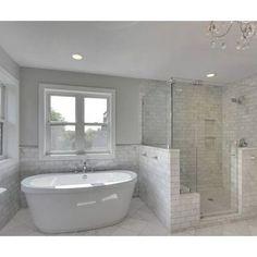 Bad Inspiration, Bathroom Inspiration, Bathroom Ideas, Bathroom Organization, Bathroom Storage, Bathroom Cabinets, Bathroom Mirrors, Guys Bathroom, Condo Bathroom
